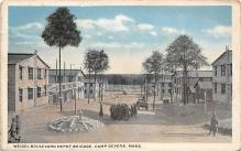 top028339 - Military Camps Post Card