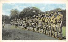 top028361 - Military Camps Post Card