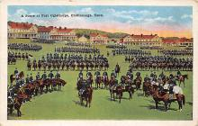 top028365 - Military Camps Post Card