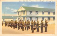 top028375 - Military Camps Post Card