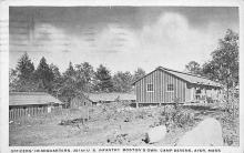 top028405 - Military Camps Post Card