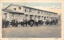 top028427 - Military Camps Post Card