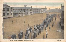 top028429 - Military Camps Post Card