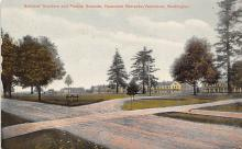 top028467 - Military Camps Post Card