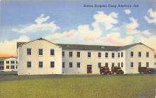 top028469 - Military Camps Post Card