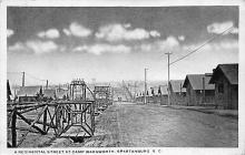 top028477 - Military Camps Post Card