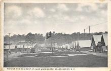 top028481 - Military Camps Post Card