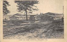 top028483 - Military Camps Post Card