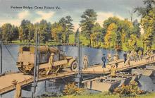 top028491 - Military Camps Post Card