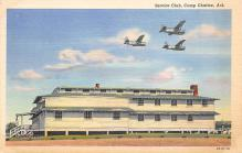 top028493 - Military Camps Post Card