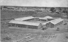 top028495 - Military Camps Post Card
