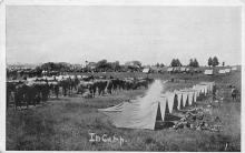 top028497 - Military Camps Post Card