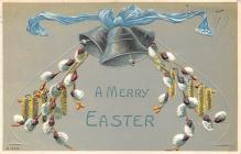 top090625 - Holiday Easter Post Card Old Vintage Antique