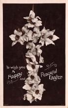 top090649 - Holiday Easter Post Card Old Vintage Antique