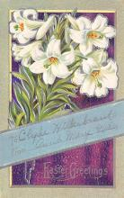top090673 - Holiday Easter Post Card Old Vintage Antique
