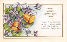 top090689 - Holiday Easter Post Card Old Vintage Antique