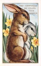 top090697 - Holiday Easter Post Card Old Vintage Antique