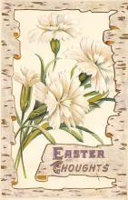 top090715 - Holiday Easter Post Card Old Vintage Antique