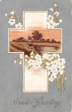 top090781 - Holiday Easter Post Card Old Vintage Antique