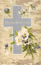 top090787 - Holiday Easter Post Card Old Vintage Antique