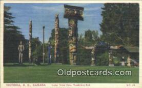 Virctoria B.C Canada, Thuderbird Park