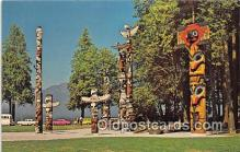 tot001046 - Stanley Park Vancouver, BC, Canada Postcard Post Card