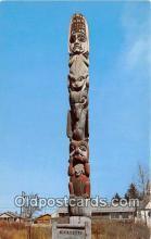 Kicksetti Totem Pole