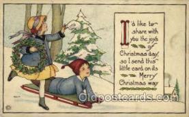 toy001037 - Toy Postcard Postcards