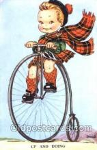 tra000018 - Bicycle, Cycle, Cycling, Postcard Postcards