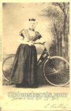 tra000021 - Bicycle, Cycle, Cycling, Postcard Postcards