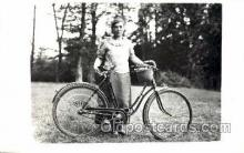 tra000024 - Bicycle, Cycle, Cycling, Postcard Postcards