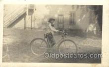 tra000033 - Cycling, Bicycle, Bicycling Postcard Postcards