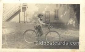tra000033 - Cycling, Bicycle, Bicycling Postcard Postcards