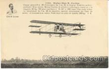 tra001029 - Early Air,  Airplane Postcard Postcards