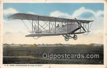 tra001110 - Early Air Postcard