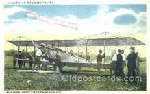 tra001115 - Early Air Postcard
