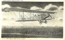 tra001116 - Early Air Postcard