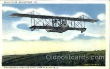 tra001117 - Early Air Postcard