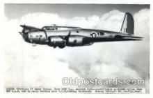 tra001136 - Boeing Fortress I Aviation, Airplane Postcard Postcards