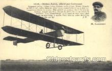 tra001148 - M. Labouret Early Air Airplane Postcard Postcards