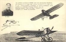 tra001149 - M. Obre Early Air Airplane Postcard Postcards