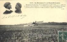 tra001150 - Le Monoplan A. de Pischoff-Kochlin Early Air Airplane Postcard Postcards