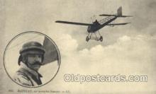 tra001155 - Bathiat, Moteur Gnome Early Air Airplane Postcard Postcards