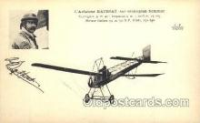 tra001156 - Bathiat, Moteur Gnome Early Air Airplane Postcard Postcards