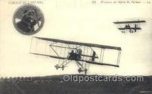 tra001162 - Circuit De L'est Early Air Airplane Postcard Postcards