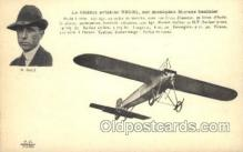 tra001164 - M. Bedel Early Air Airplane Postcard Postcards