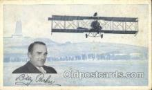 tra001200 - Billy Parker Aviation, Airplane Postcard Postcards