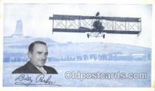 tra001204 - Billy Parker Aviation, Airplane Postcard Postcards