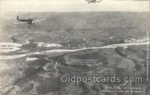 tra001210 - Rare Russian Aerial Photo WWI,  Aviation, Airplane Postcard Postcards