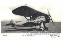 tra001229 - R.A.F. Siskin 3A Aviation, Airplane Postcard Postcards
